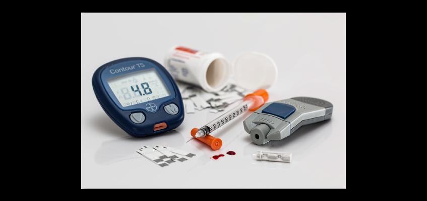Appareil de mesure du diabètes